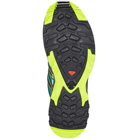 Salomon W's XA Pro 3D GTX Shoes Deep Lake/Black/Lime Green